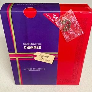 BARE MINERALS CHARMED 10 PC COLLECTION NIB